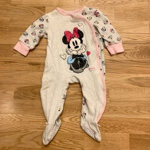 Other - Disney Minnie Mouse Sleeper 9-12 MOs